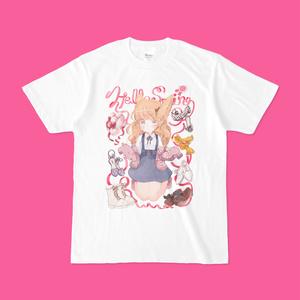 くつTシャツ