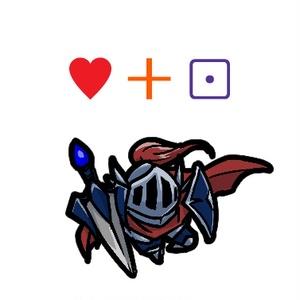 マギカロギア元型コマ:騎士