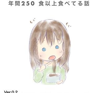 同じカップ焼きそばを年間250食以上食べてる話 @shop_0761