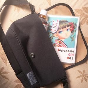 クリアファイル(A5版)『Japonesia Girl #01』