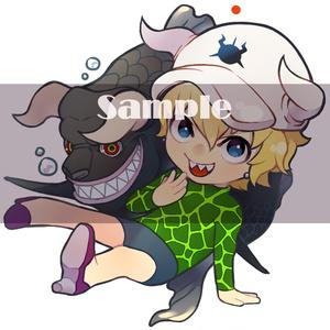 ワンピアクキー【デリンジャーver】
