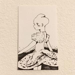 ウミウシのバレリーナ