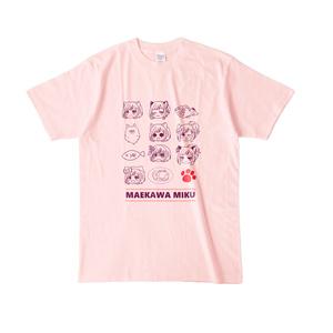 いろんな前川Tシャツ