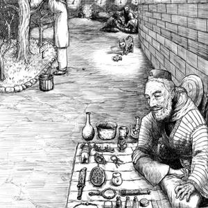サルダザールの城塞(ゲームブック)