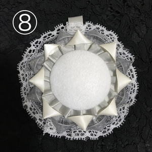 Snow crystal ロゼット