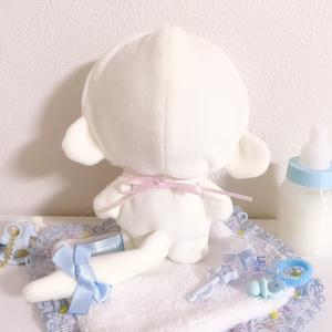 ぬいぐるみ用 BABY着ぐるみ シュガーピグミー♡ (おさるさんみたいなお洋服)