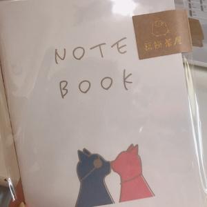 ねこみつくりノートブック
