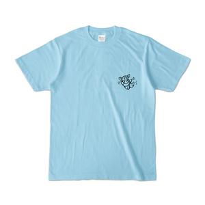 【新バージョン・半袖】バタバタちびもちゃんTシャツ