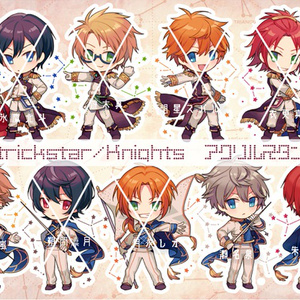 Knights アクリルスタンド