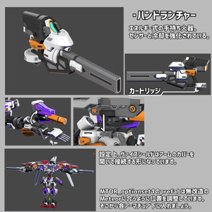 ロボモデル拡張パーツセット1