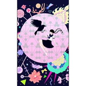 ふたりのために宇宙はあるの【りばたデザイン】pixivクリエイターiphone5/5sケース