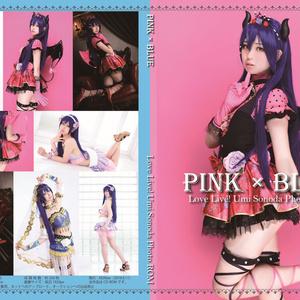 【C94デジタル版ZIP・PDF】PINK×BLUE 園田海未ROM