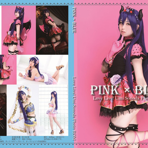 【C94】PINK×BLUE 園田海未ROM