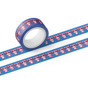 ショッキングベアチャン|マスキングテープ(マスコットキャラクター)