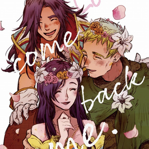 クロノクロス本「Love, come back to me.」