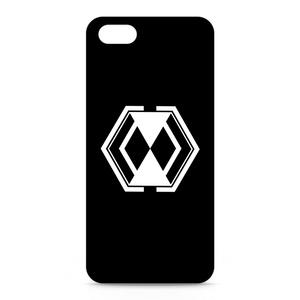 【タオマスター】iPhoneケース《黒》