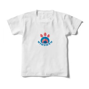 ボランティア 肉球Tシャツ