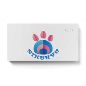 肉球ボランティア モバイルバッテリー