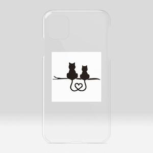 I♡LOVE CATスマホケース