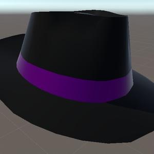 VRCで使えるただの帽子