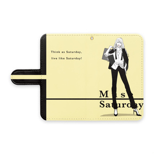 Saturday SmartPhone Case《Tsukika》