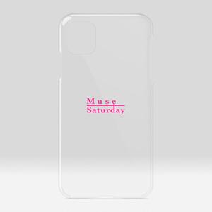 クリアiPhoneケース《iPhone11》