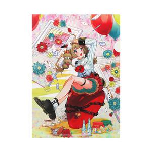 【夢語りのアリス】クリアファイル