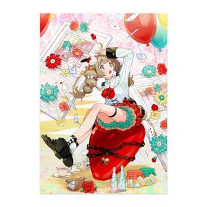 【夢語りのアリス】ポスター