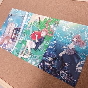 【COMITIA128】ポストカード