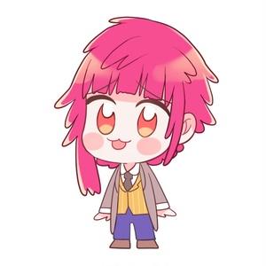 FBS2 ほまちゃんアクキー