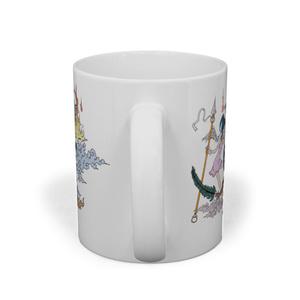 ネイ&テトラ クラッシックマグカップ