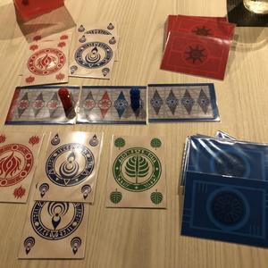 PnPカードゲーム『Knock Back』