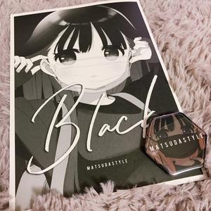 同人誌「Black」
