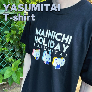 YASUMITAI Tシャツ