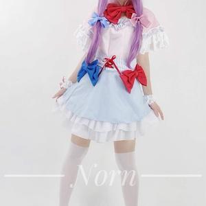 東方Project パチュリー コスプレ 衣装