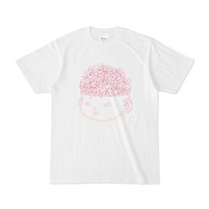 のうみそTシャツ ネオン