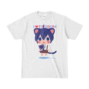 あおいくん(チビver)アッシュTシャツ