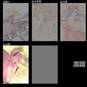 東方ワンドロ原画(書籍・CD・その他)