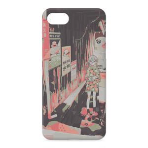 【iPhoneケース】路地裏家鴨