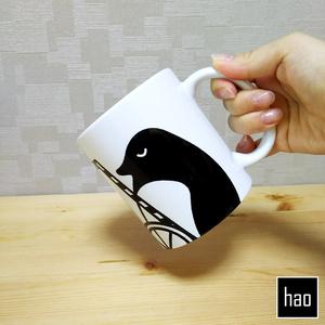 ペンギンマグカップ