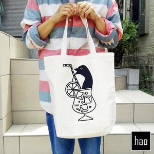 ジューシーなペンギントートバッグ