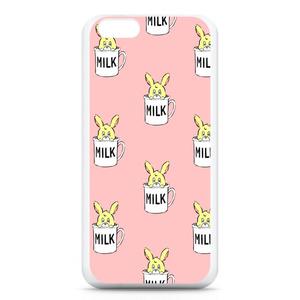 カップ入りウサギちゃんのiPhoneケース