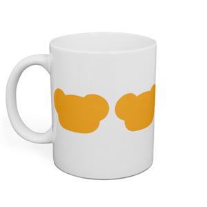 くま列マグカップ