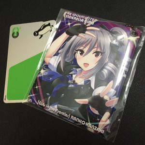 神崎蘭子[Girls in the Frontier.ver] / 電子カード用パスケース【C95】