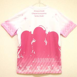 アルストロメリア[WishfulLily.ver]/フルグラフィックTシャツ【C96】(在庫追加準備中)