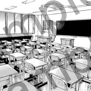 学校-教室