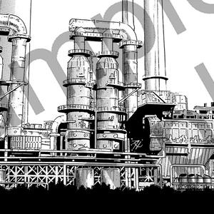建物-工場