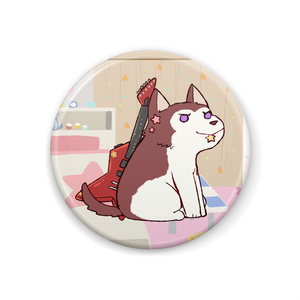 ちるふ缶バッジ(香澄狼)