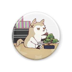 ちるふ缶バッジ(有咲狼)