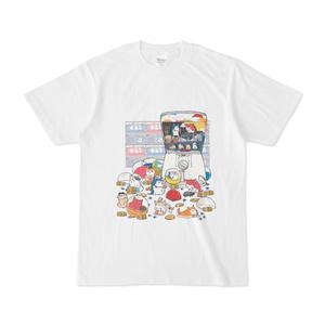 ちるふTシャツ(ガチャ)